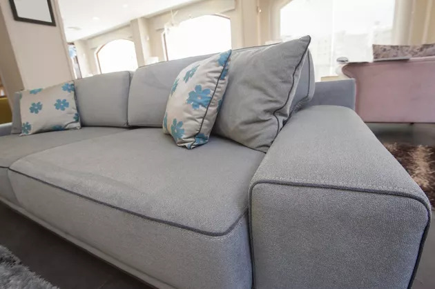 вид ткани дивана