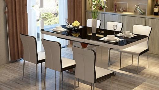 легкий способ украсить гостиный стол