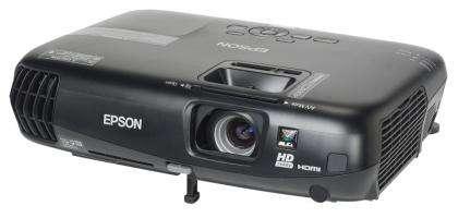 Обзор Epson EH-TW550