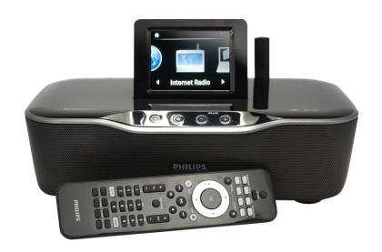Обзор Philips Streamium NP3700