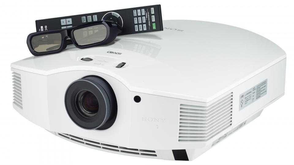 Обзор Sony VPL-HW40ES