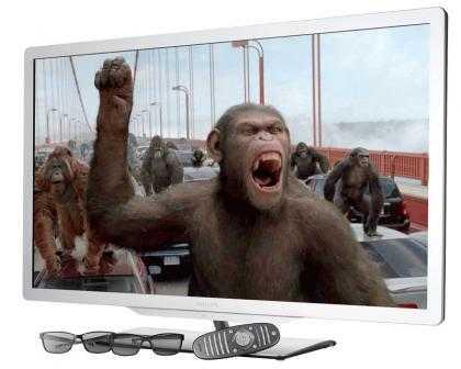 Обзор Smart LED TV Philips серии 7000 (42PFL7666T / 12)